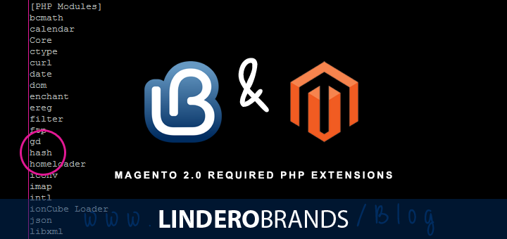 Magento 2.0 Required PHP Extensions
