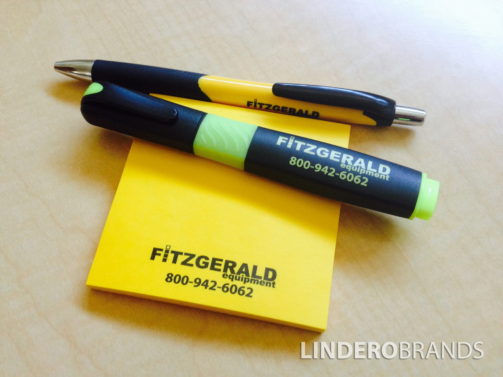 Fitzgerald Equipment Promotional Products