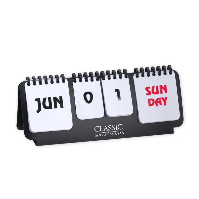 Flip Chart Perpetual Calendar