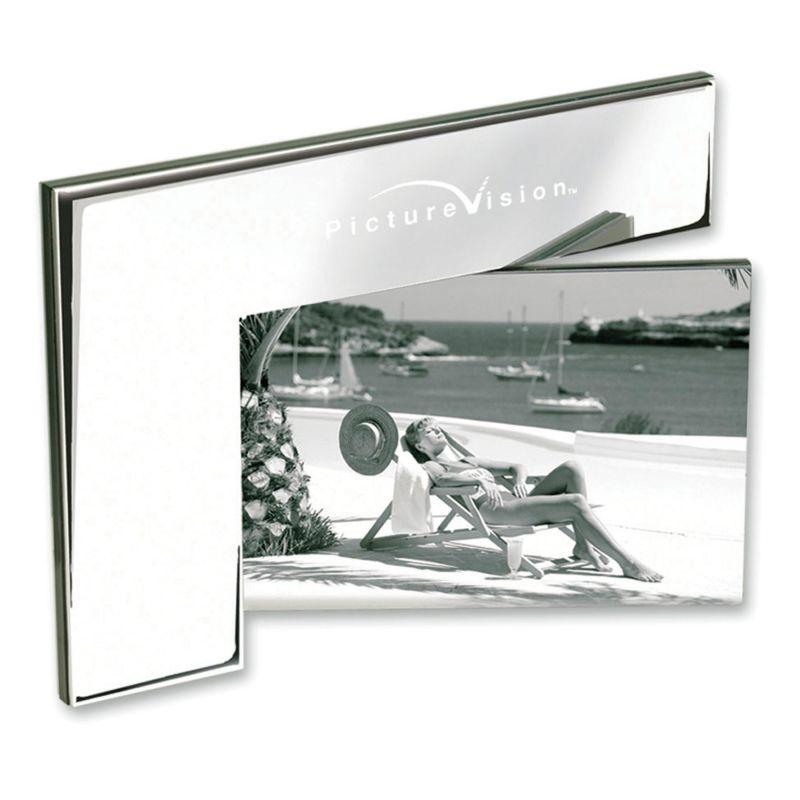 Polished Futura Picture Frame