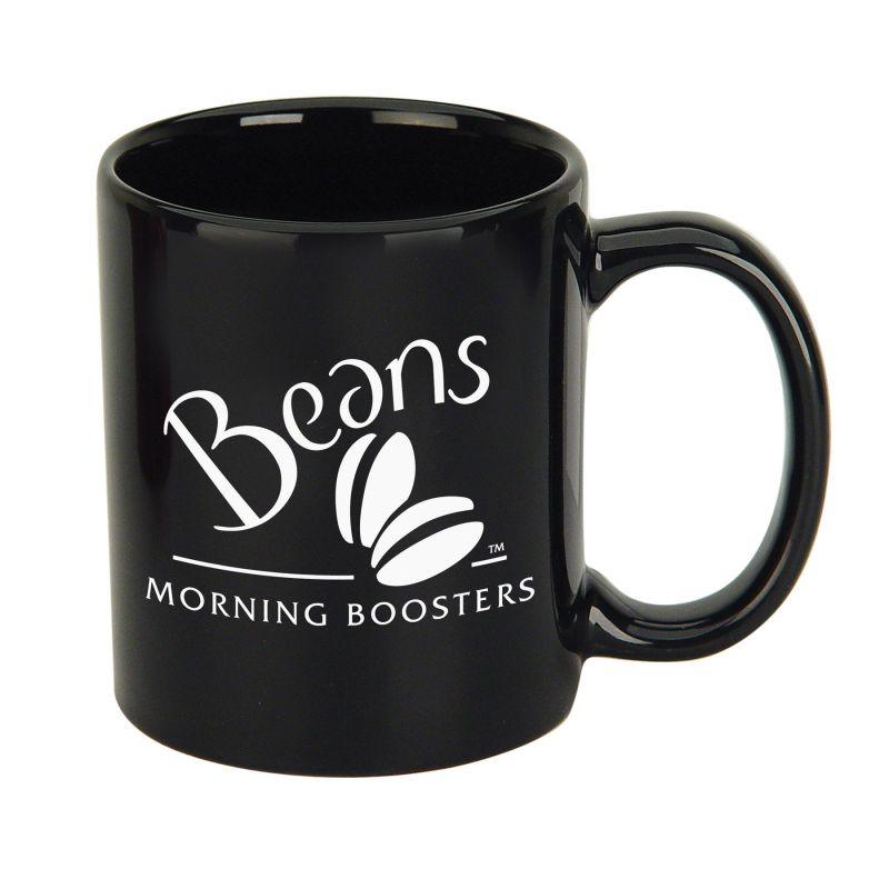 Joe Coffee Mug in Black
