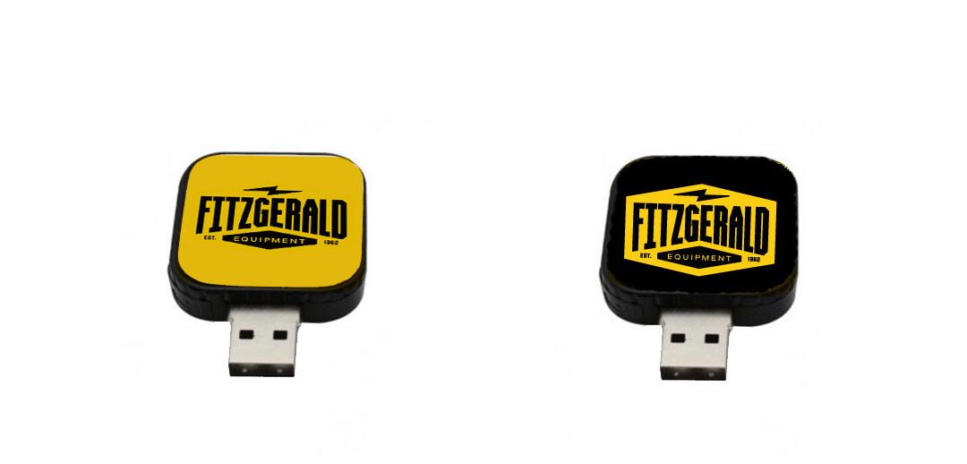 Custom USB Drives Digital Proof