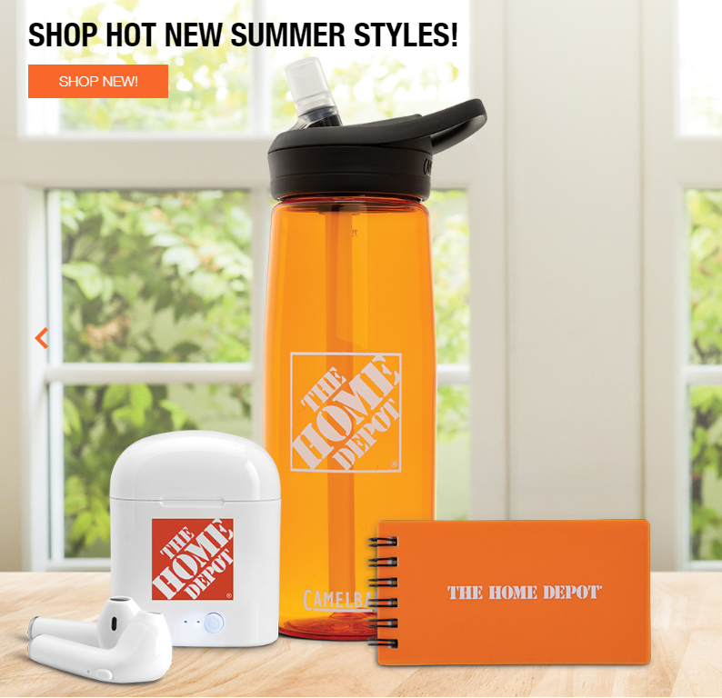 Promotional Products - Home Depot